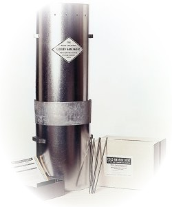 Cold Smoker for Meat and Fish